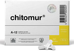 ЧИТОМУР №60 - биорегулятор мочевыделительной системы