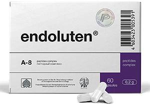 ЭНДОЛУТЕН №60 - пептиды эпифиза (эндокринная система)