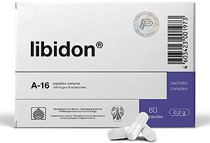ЛИБИДОН №60 - пептиды предстательной железы