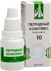 ПК №10 для ЖЕНСКОЙ ПОЛОВОЙ СИСТЕМЫ