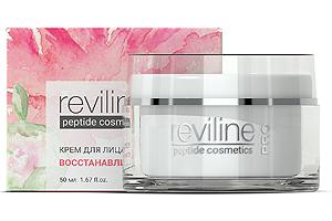 Reviline Pro Крем для лица восстанавливающий (пептиды эпифиза)