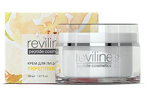 Reviline Pro Крем для лица укрепляющий (пептиды хрящей)
