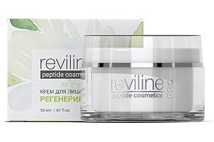 Reviline Pro Крем регенерирующий (пептиды тимуса)