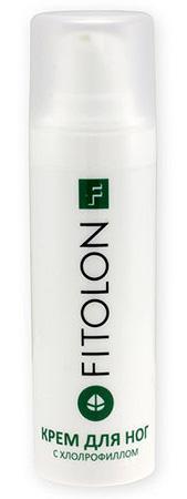 Фитолон Крем для ног с хлорофиллом, 30мл