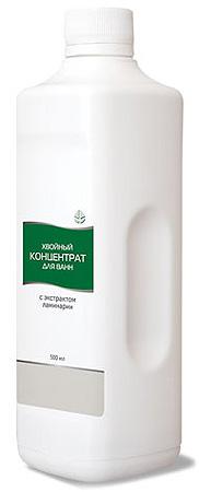 Фитолон Хвойный концентрат для ванн с экстрактом ламинарии, 500мл