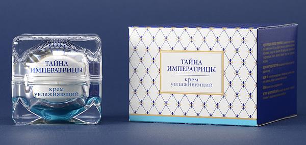 Тайна Императрицы Крем УВЛАЖНЯЮЩИЙ Hydrovition 24, фарфоровый цветок, масло ши