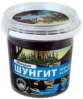 ШУНГИТ натуральный дробленый природный активатор воды, 160г